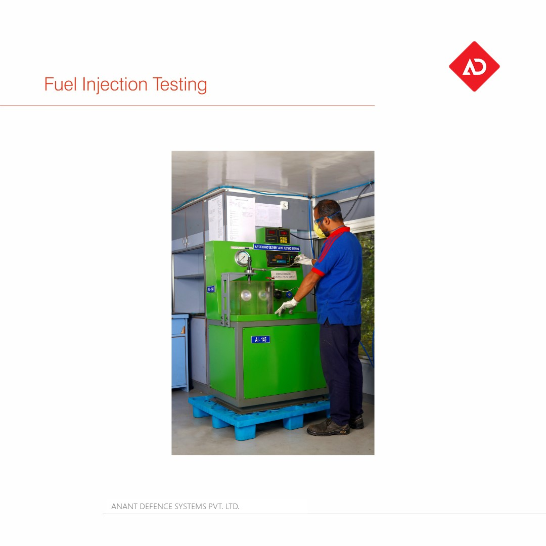 Fuel Injection Testing