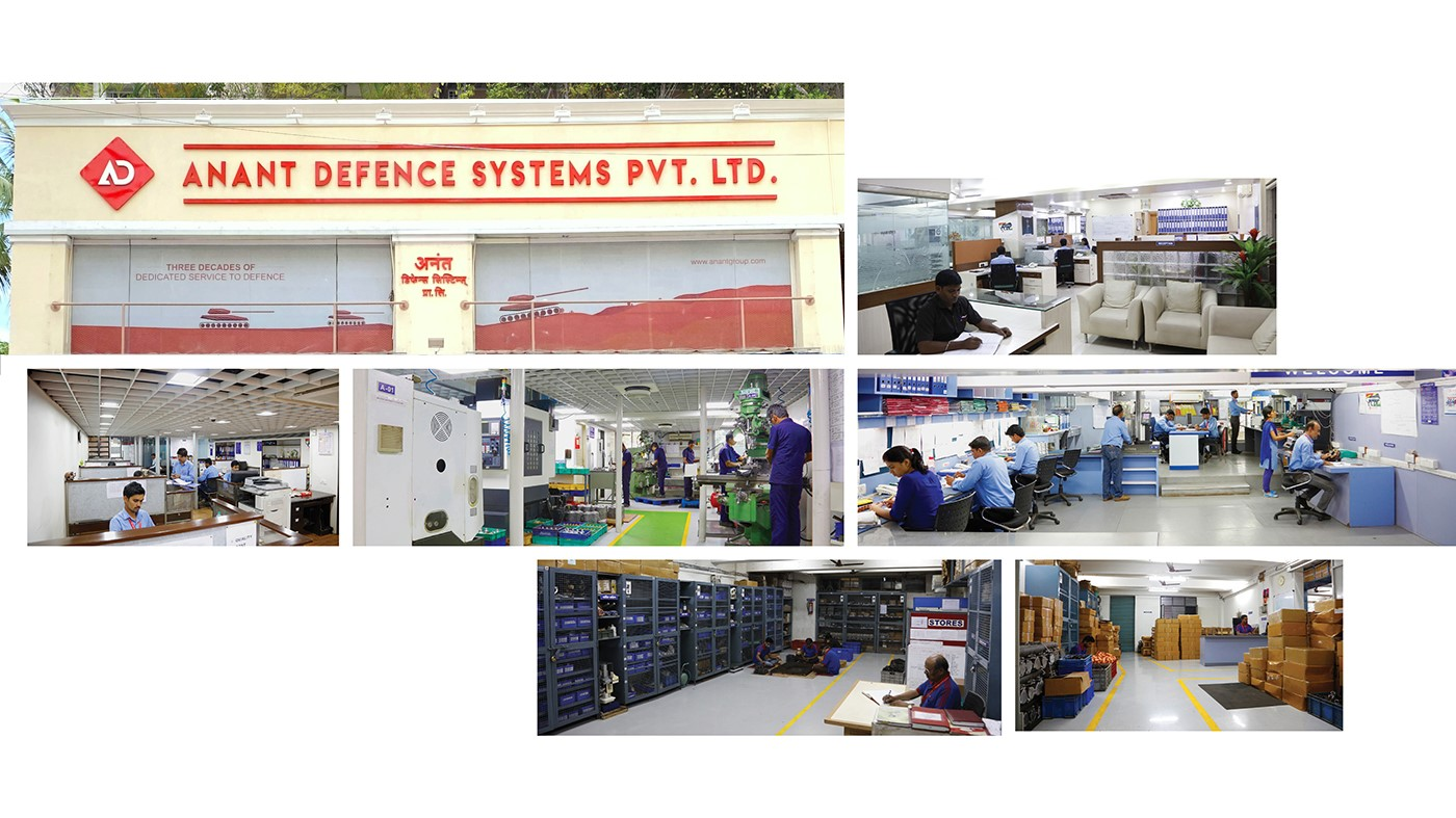 Anant Defence Systems Pvt Ltd